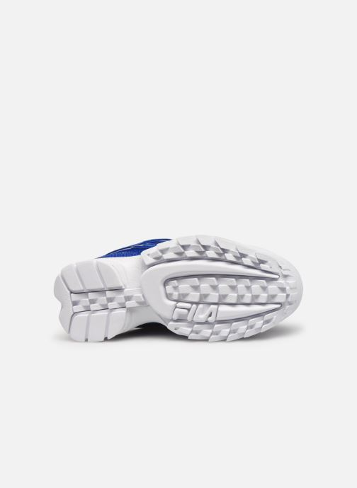 Trainers FILA Disruptor M Kids Blue view from above
