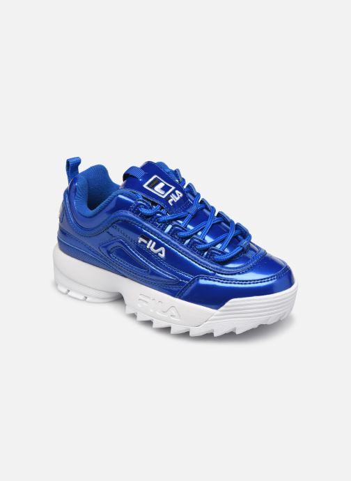 Sneakers FILA Disruptor M Kids Blå detaljeret billede af skoene