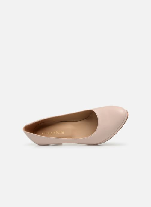 Pumps Georgia Rose Tavaria beige ansicht von links