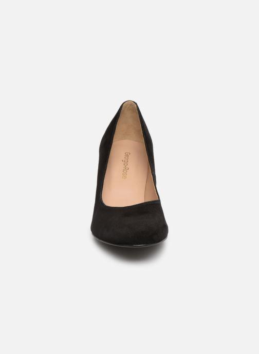 High heels Georgia Rose Teana Black model view
