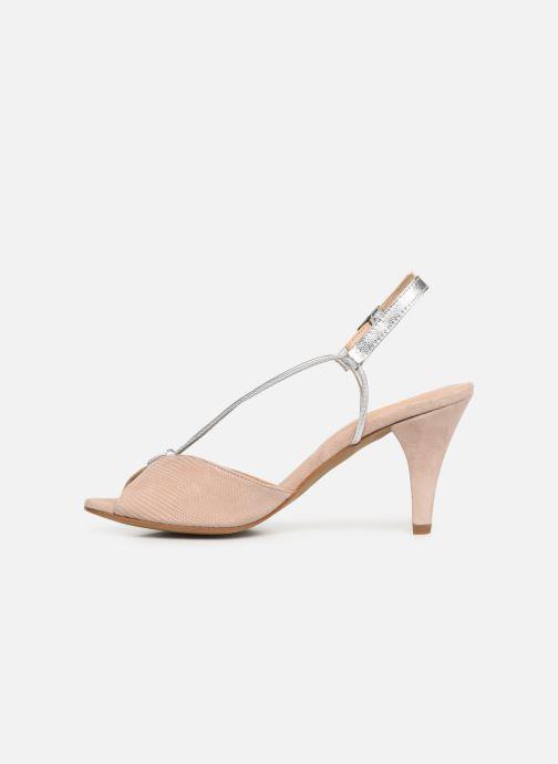 Sandales et nu-pieds Georgia Rose Tasulta Beige vue face