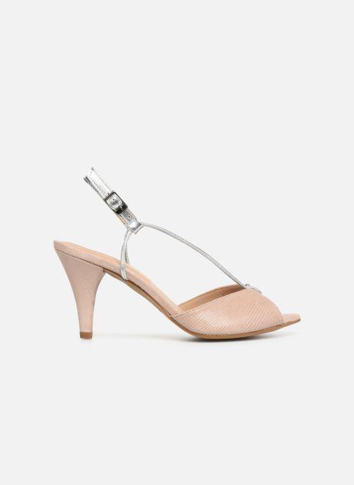 Sandales et nu-pieds Georgia Rose Tasulta Beige vue derrière