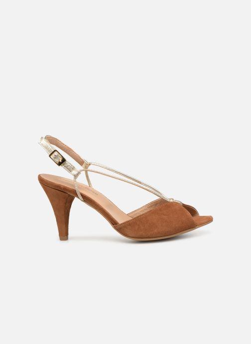 Sandales et nu-pieds Georgia Rose Tasulta Marron vue derrière