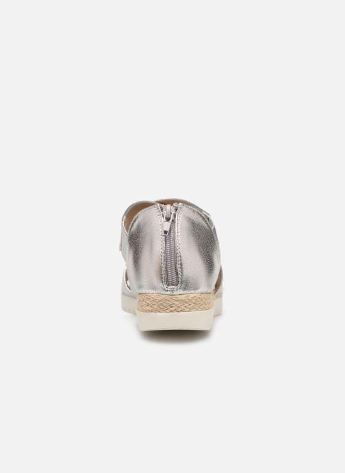 Sandales et nu-pieds I Love Shoes FIPEARL Size + Argent vue droite
