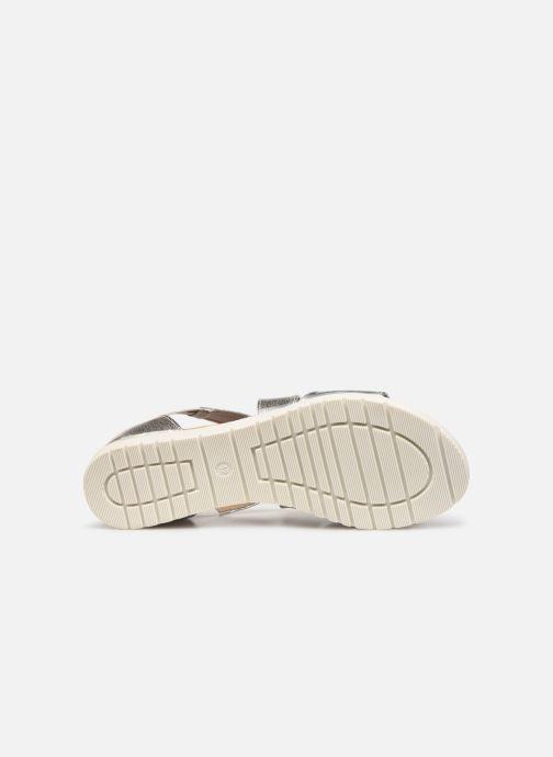 Sandales et nu-pieds I Love Shoes FIPEARL Size + Argent vue haut