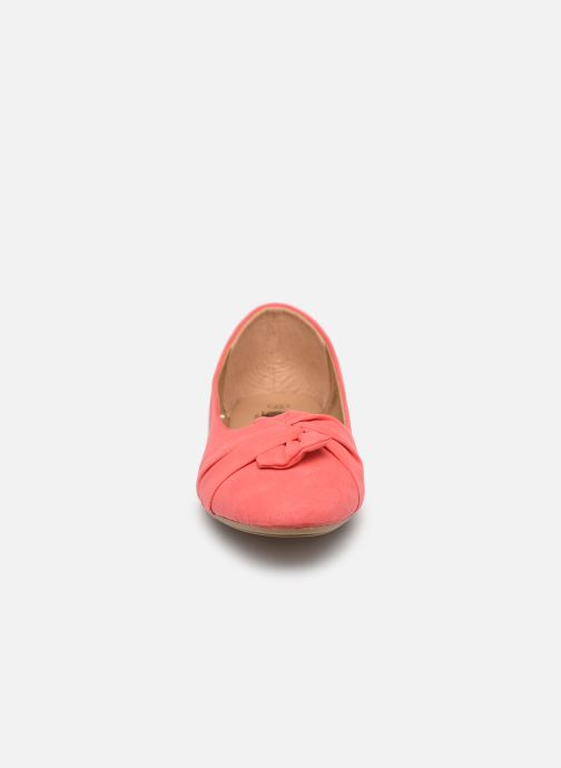 Ballerines I Love Shoes FINOEUD Size + Rose vue portées chaussures
