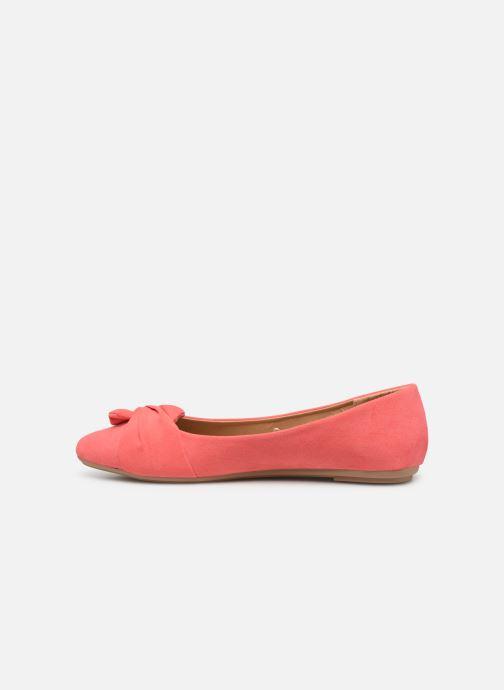 Ballerina's I Love Shoes FINOEUD Size + Roze voorkant
