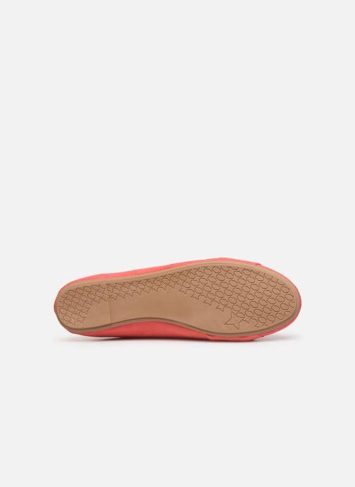 Ballerines I Love Shoes FINOEUD Size + Rose vue haut