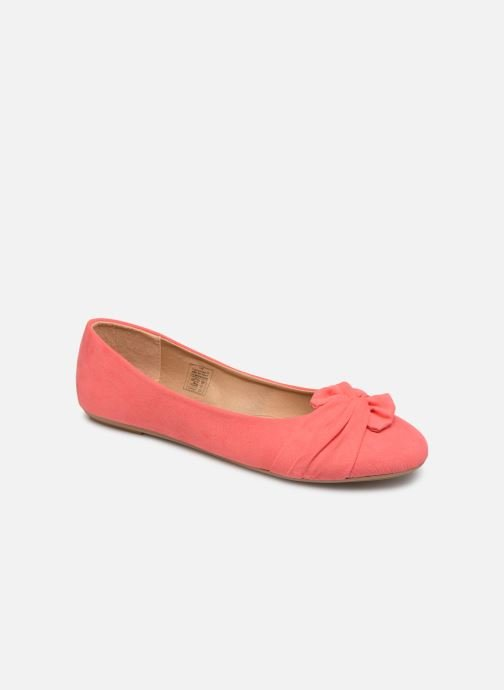 Ballerines I Love Shoes FINOEUD Size + Rose vue détail/paire