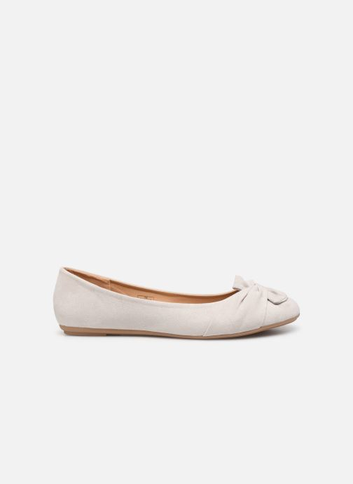 Ballet pumps I Love Shoes FINOEUD Size + Grey back view
