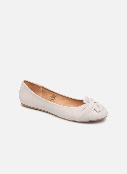 Ballerinaer I Love Shoes FINOEUD Size + Grå detaljeret billede af skoene