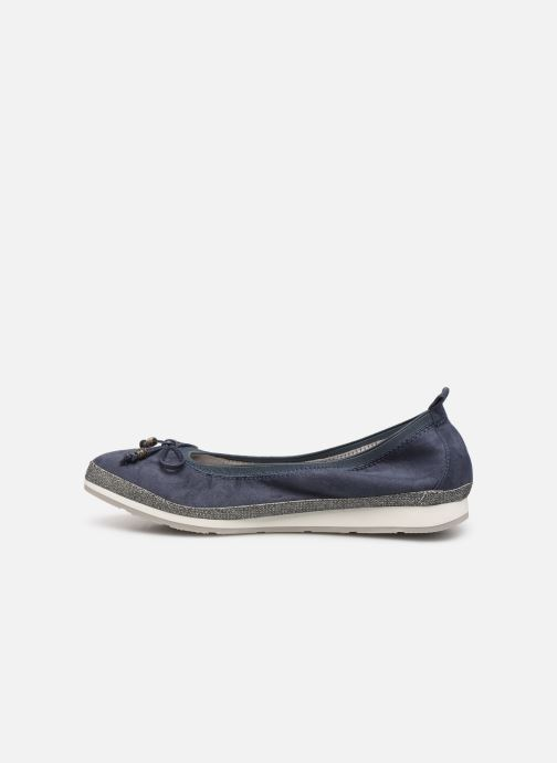 Ballerines I Love Shoes FILOU Size + Bleu vue face