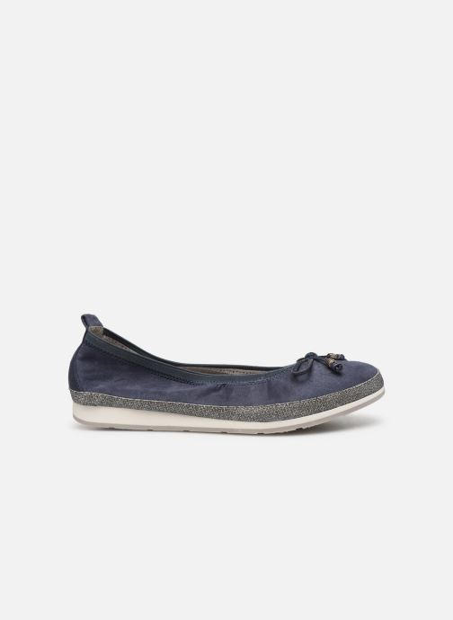 Bailarinas I Love Shoes FILOU Size + Azul vistra trasera