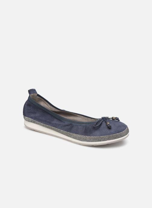 Ballerines I Love Shoes FILOU Size + Bleu vue détail/paire