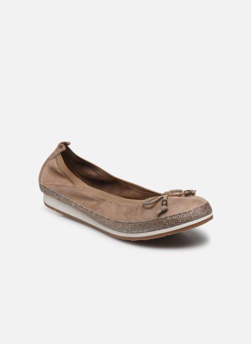 Bailarinas I Love Shoes FILOU Size + Beige vista de detalle / par