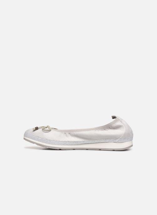 Ballerines I Love Shoes FILOU Size + Gris vue face