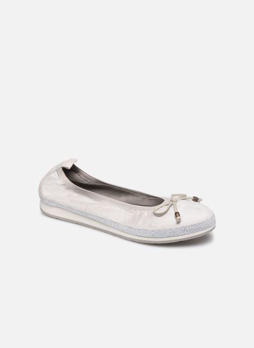 Ballerines I Love Shoes FILOU Size + Gris vue détail/paire