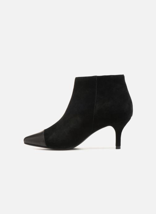 Boots en enkellaarsjes Shoe the bear Agnete Mix Zwart voorkant
