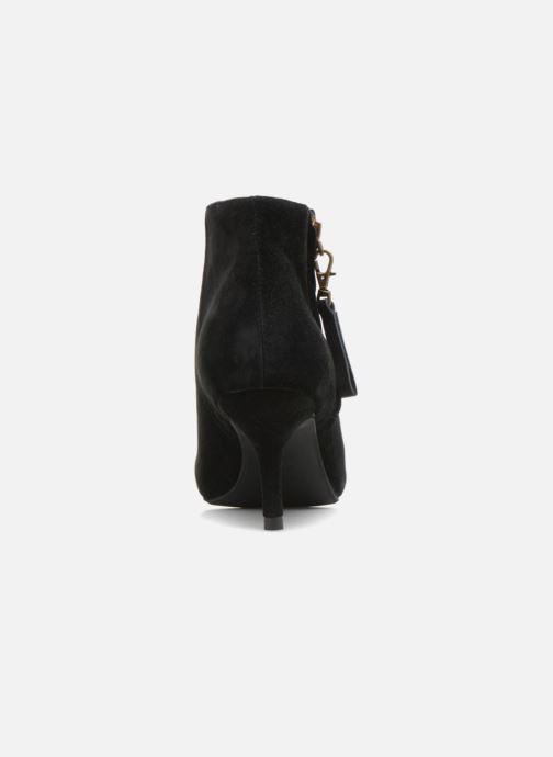 Bottines et boots Shoe the bear Agnete Mix Noir vue droite
