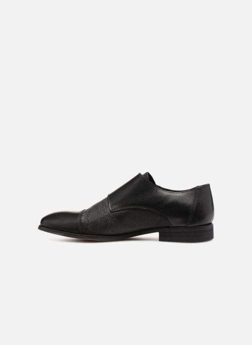 Mocassins Shoe the bear Monk L Zwart voorkant