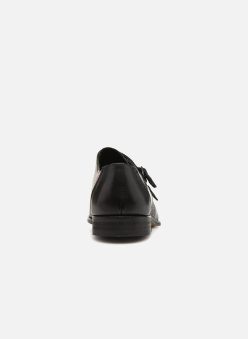 Mocassins Shoe the bear Monk L Noir vue droite