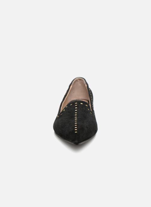 Mocassins Shoe the bear ZOLA LOAFER Noir vue portées chaussures