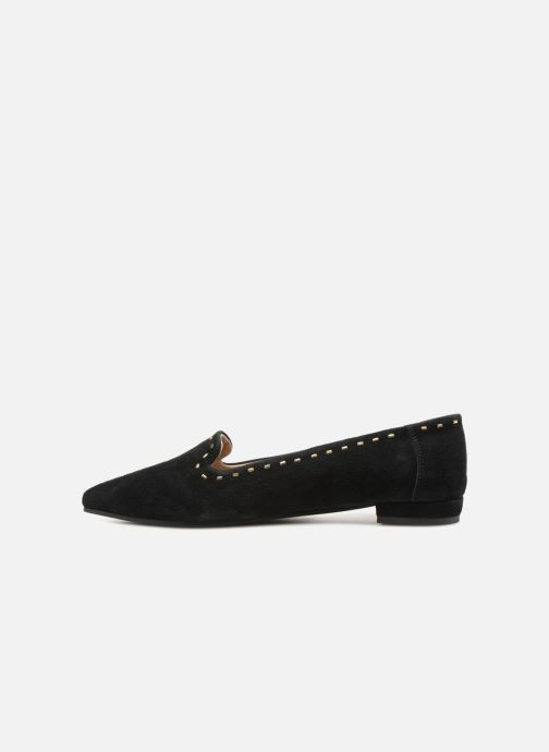 Mocassins Shoe the bear ZOLA LOAFER Noir vue face
