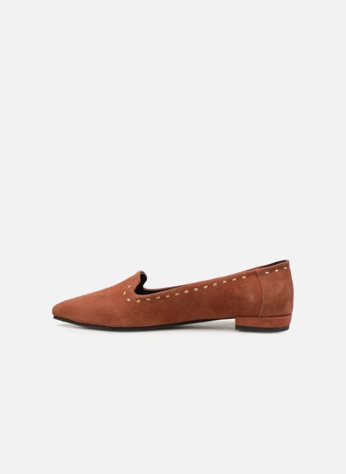 Loafers Shoe the bear ZOLA LOAFER Brun se forfra