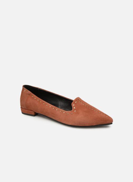 Loafers Shoe the bear ZOLA LOAFER Brun detaljeret billede af skoene