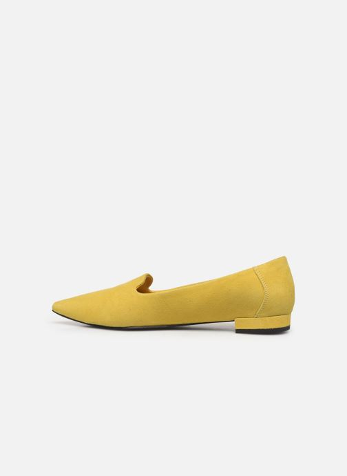 Mocassins Shoe the bear ZOLA LOAFER Jaune vue face