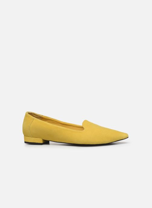 Mocassins Shoe the bear ZOLA LOAFER Jaune vue derrière
