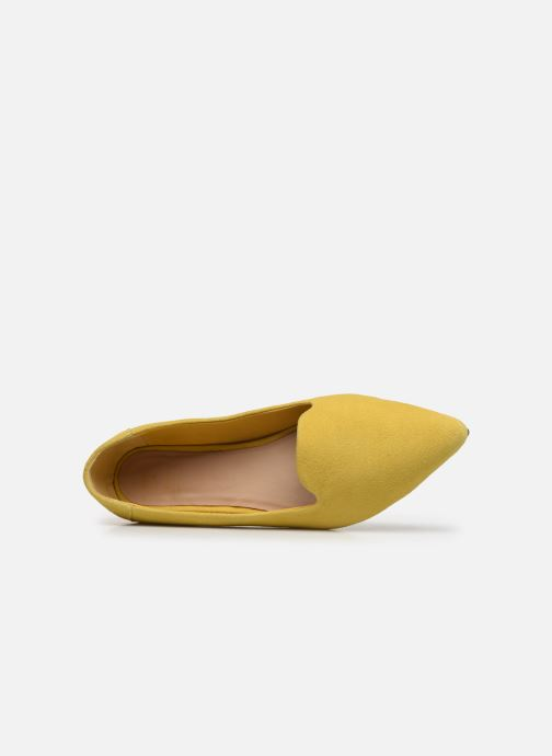 Mocassins Shoe the bear ZOLA LOAFER Jaune vue gauche