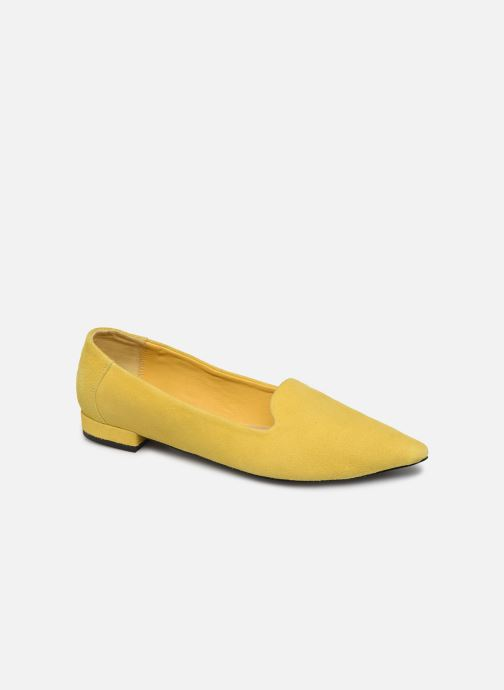 Mocassins Shoe the bear ZOLA LOAFER Jaune vue détail/paire