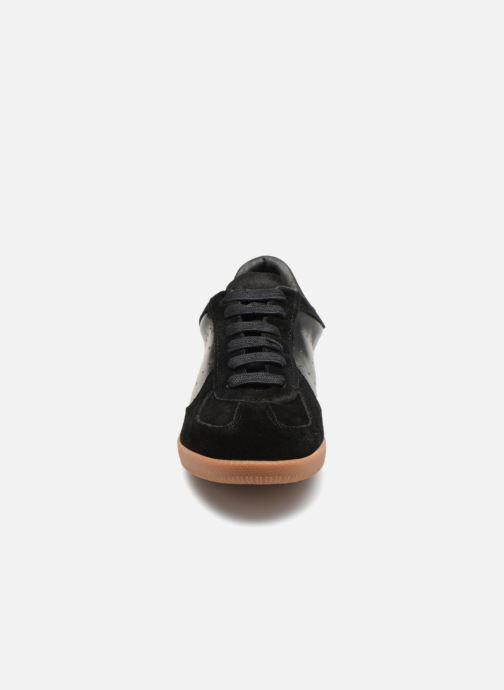 Sneakers Shoe the bear Li Lace up Zwart model
