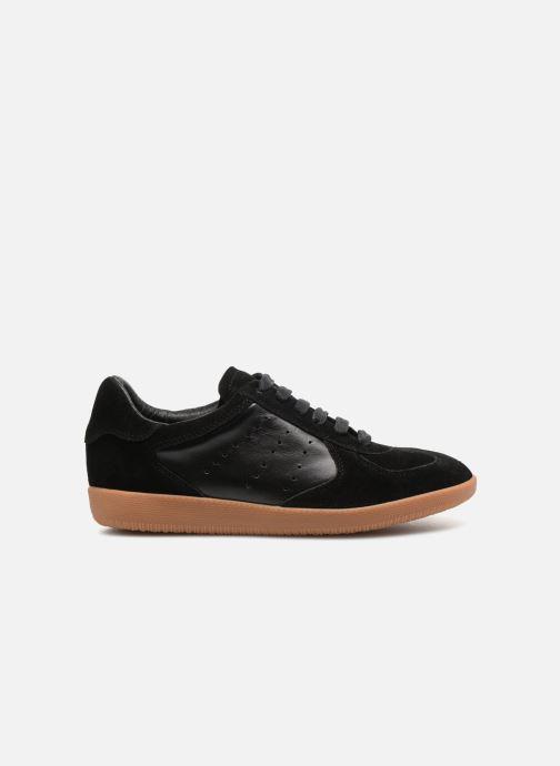 Sneakers Shoe the bear Li Lace up Zwart achterkant