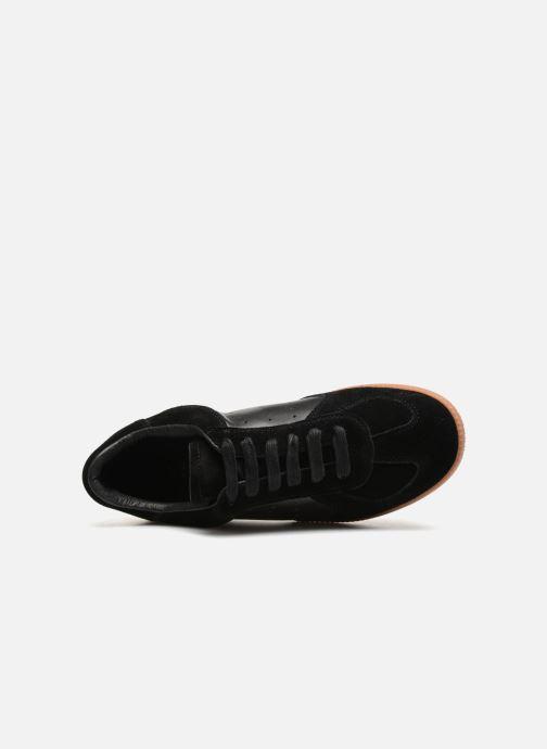 Sneakers Shoe the bear Li Lace up Zwart links