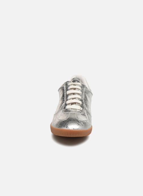 Sneakers Shoe the bear Li Lace up Zilver model
