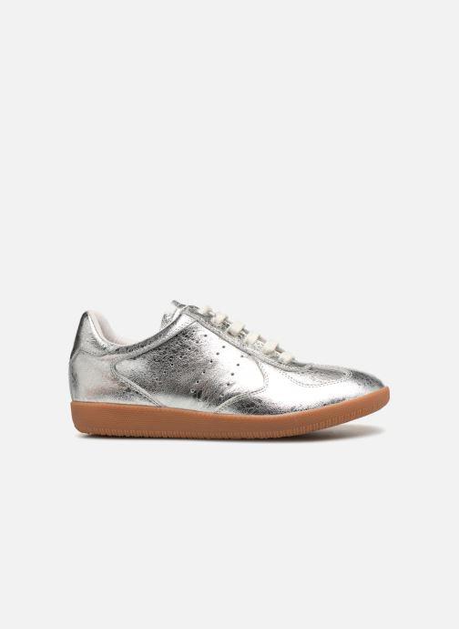 Sneakers Shoe the bear Li Lace up Zilver achterkant