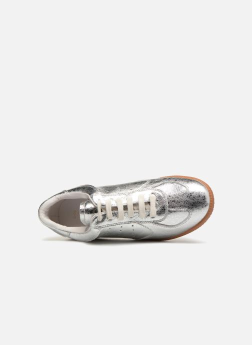 Sneakers Shoe the bear Li Lace up Zilver links
