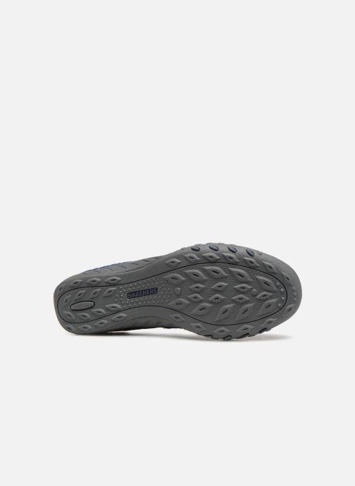 Sneakers Skechers Breathe-Easy-Viva-City Blå bild från ovan