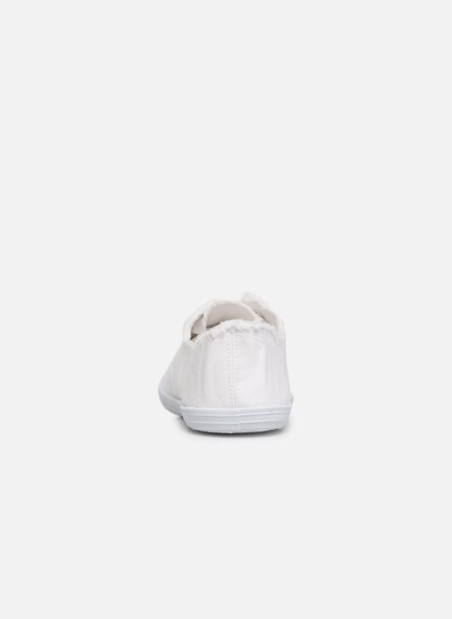 Trainers Kaporal Desma White view from the right