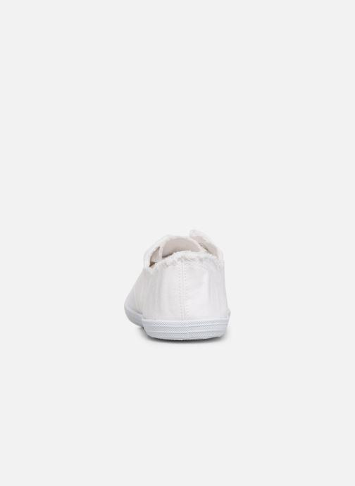 Baskets Kaporal Desma Blanc vue droite