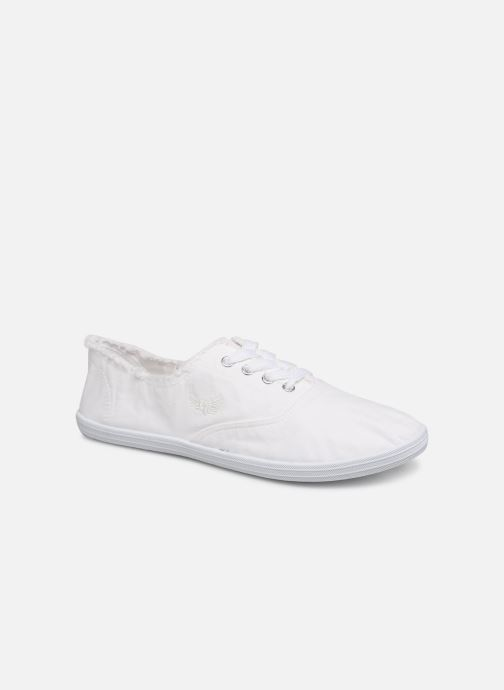 Trainers Kaporal Desma White detailed view/ Pair view