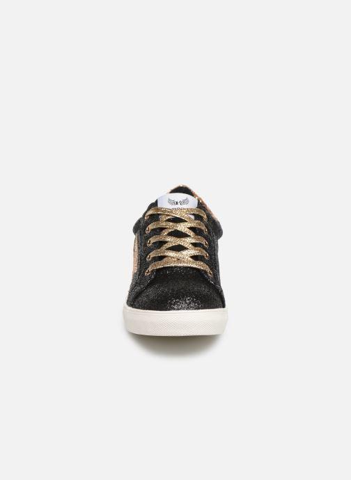 Baskets Kaporal Royal Noir vue portées chaussures