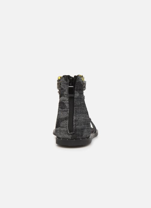 Sandales et nu-pieds Kaporal Thylia Noir vue droite