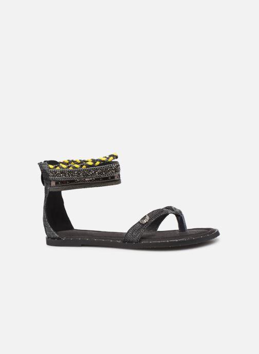 Sandales et nu-pieds Kaporal Thylia Noir vue derrière