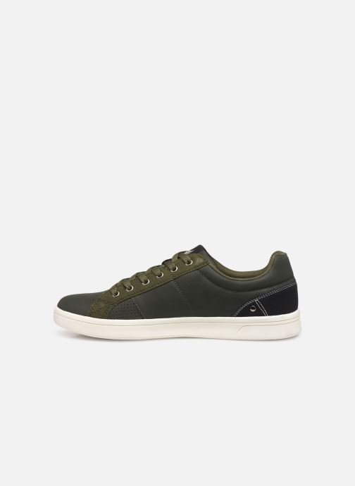 Trainers Kaporal Marvel Green front view