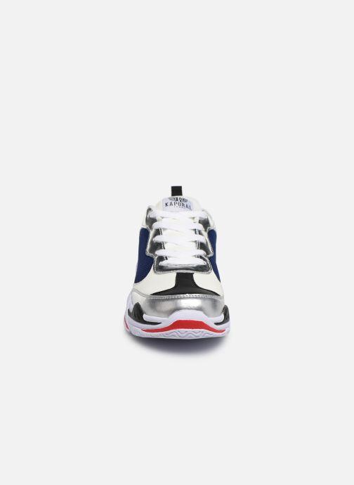 Baskets Kaporal Matea Multicolore vue portées chaussures