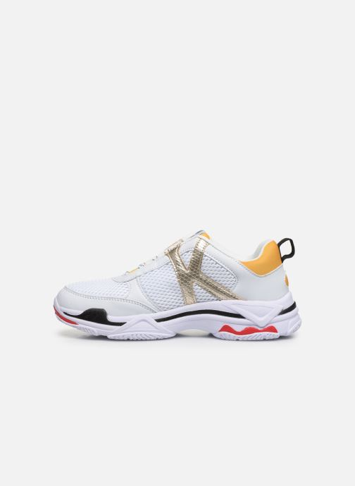 Sneakers Kaporal Matea Bianco immagine frontale