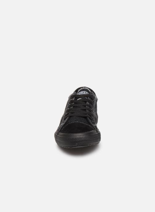 Baskets Kaporal Yariska Noir vue portées chaussures